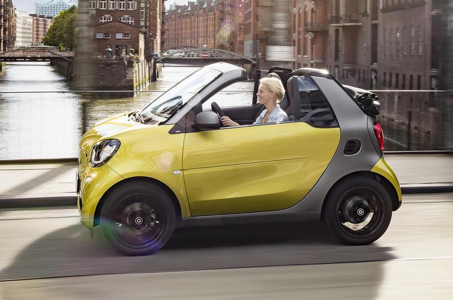 2016 Smart Fortwo Cabrio Unveiled In Frankfurt Autocar