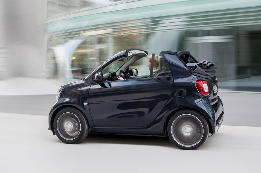 Brabus Smart Car For Sale Uk