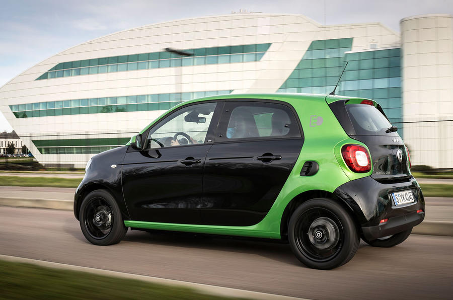 Smart Car Electric Drive Price