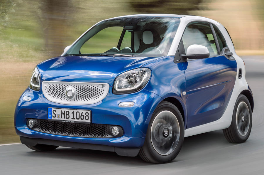 2015 Smart Fortwo 0.9 90 Twinamic UK review review | Autocar