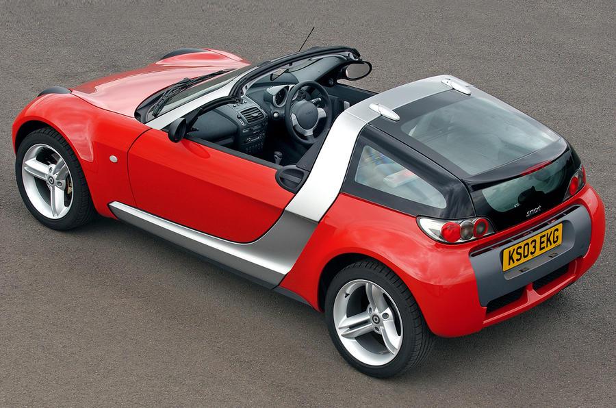Smart Roadster-Coupé