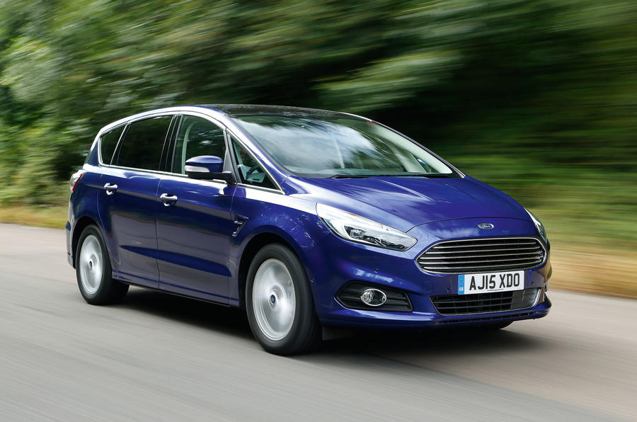 2015 Ford S Max 1 5 Ecoboost Scti 160 Titanium Uk Review