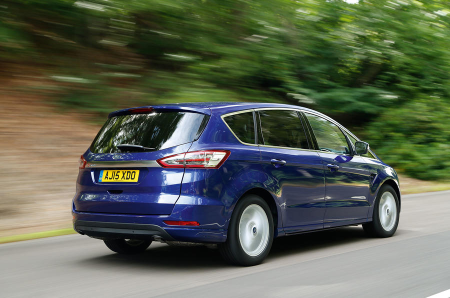 2015 ford s max 1 5 ecoboost scti 160 titanium uk review review autocar. Black Bedroom Furniture Sets. Home Design Ideas