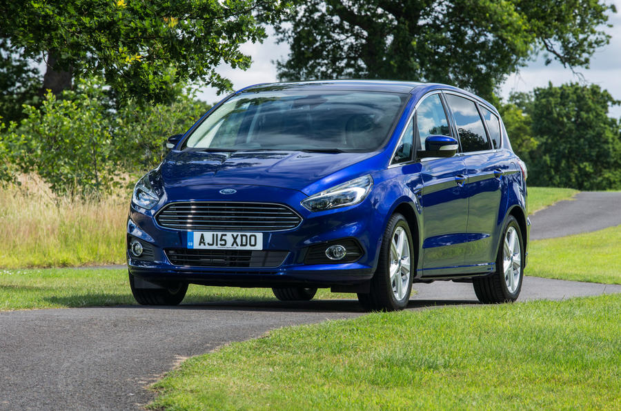 2015 ford s-max 1.5 ecoboost scti 160 titanium uk review review