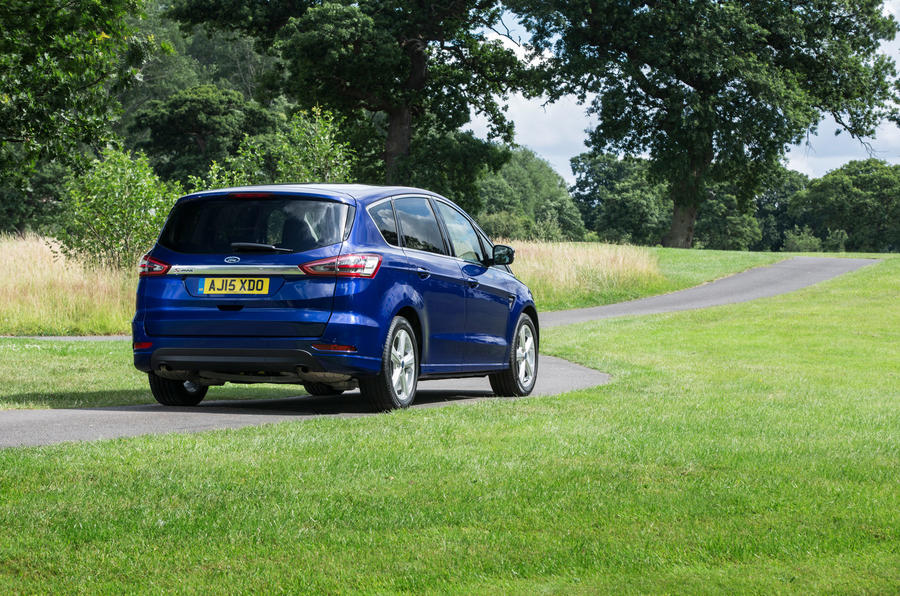 158bhp Ford S-Max 1.5 Ecoboost