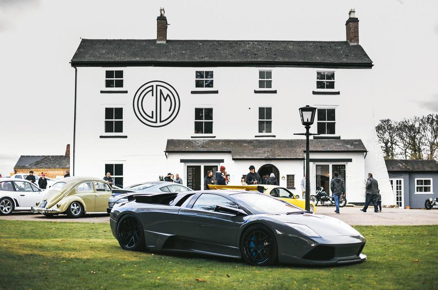 Caffeine and Machine Lamborghini Murcielago