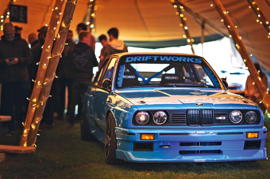 Caffeine and Machine BMW E30 M3 Evolution