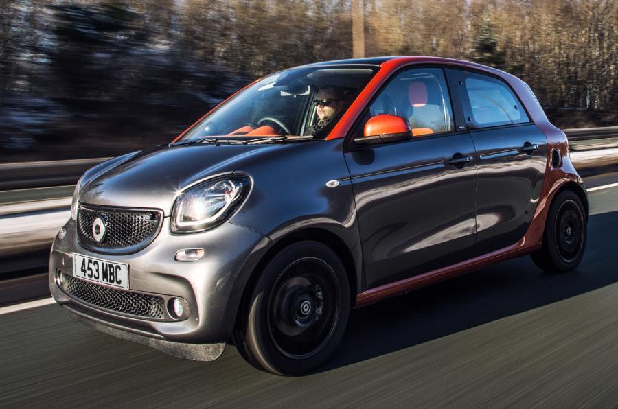Smart Forfour Review | Autocar