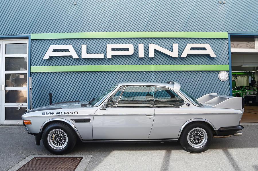 50 years of Alpina