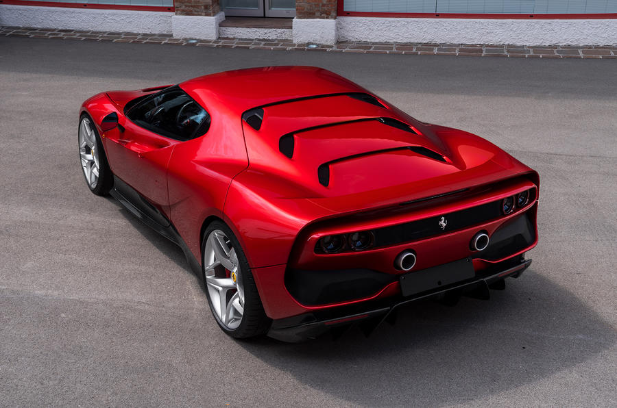 Ferrari SP38 revealed as latest 488 GTB-based one-off | Autocar