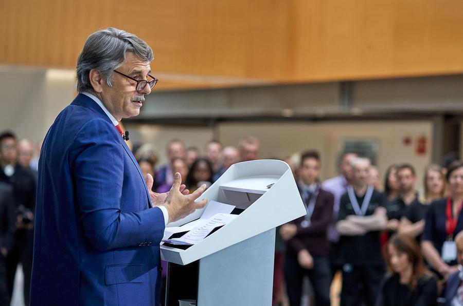 Ralf Speth presentation