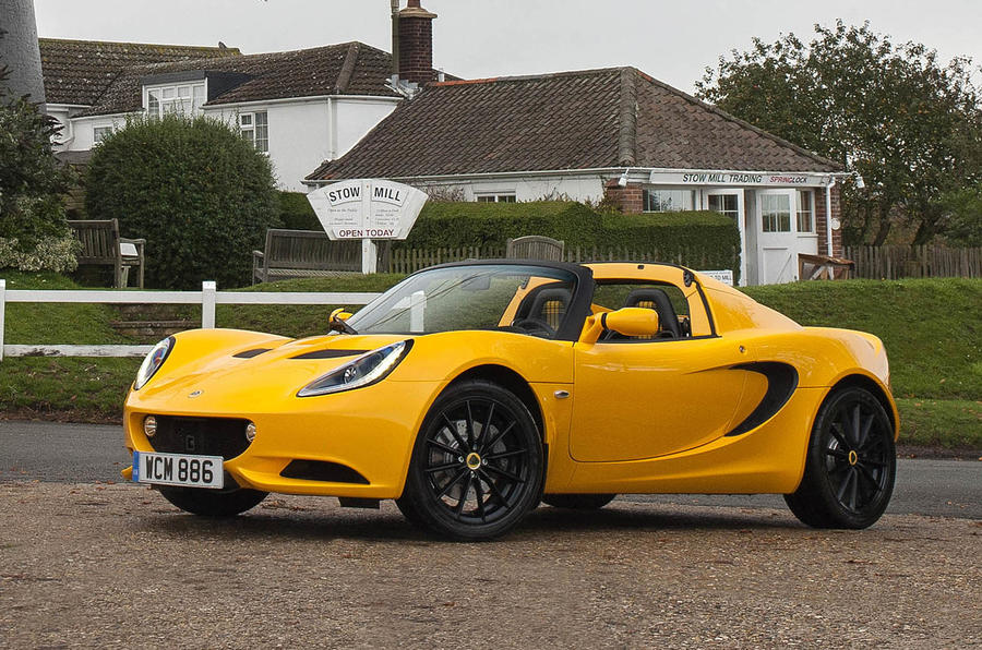new cars reviews a lotus elise