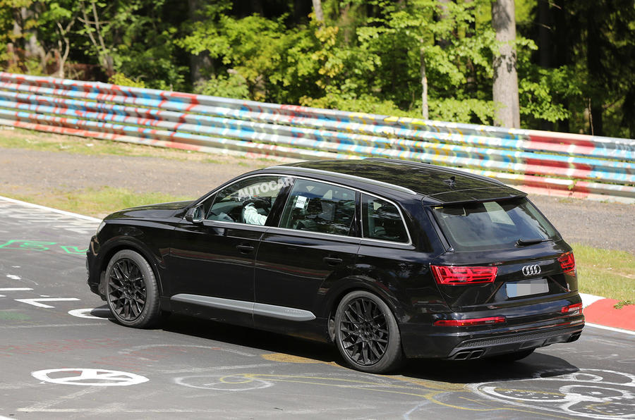 Performance version of Audi's range-topping SUV to arrive in 2016 ...