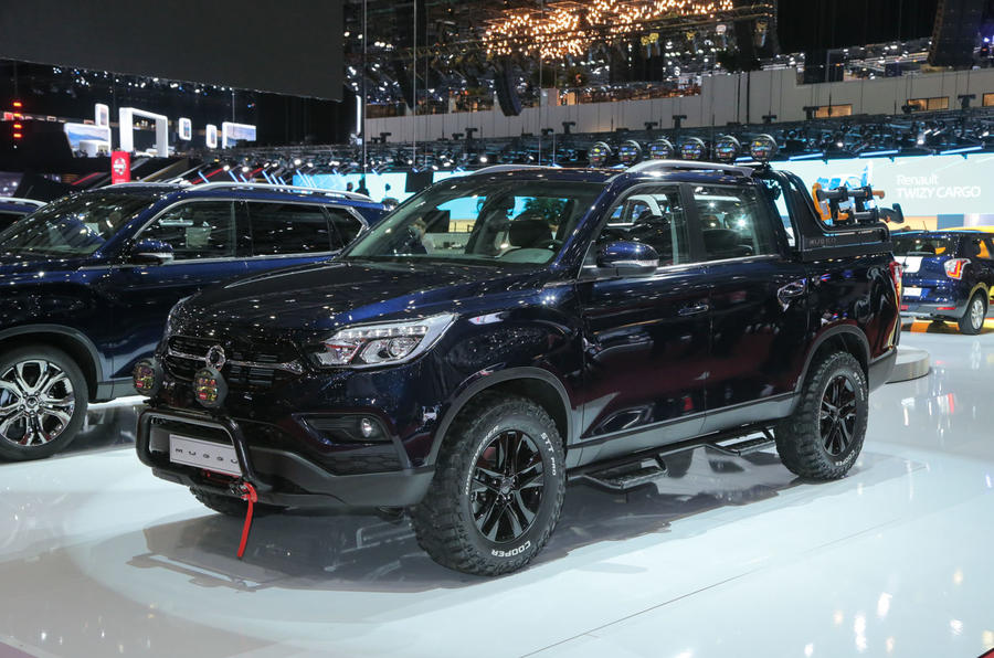 New-look Ssangyong Musso lands with more kit and plusher ...