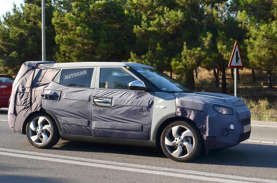 7 Passenger Suv >> 2016 SsangYong Tivoli seven-seater concept for Frankfurt   Autocar