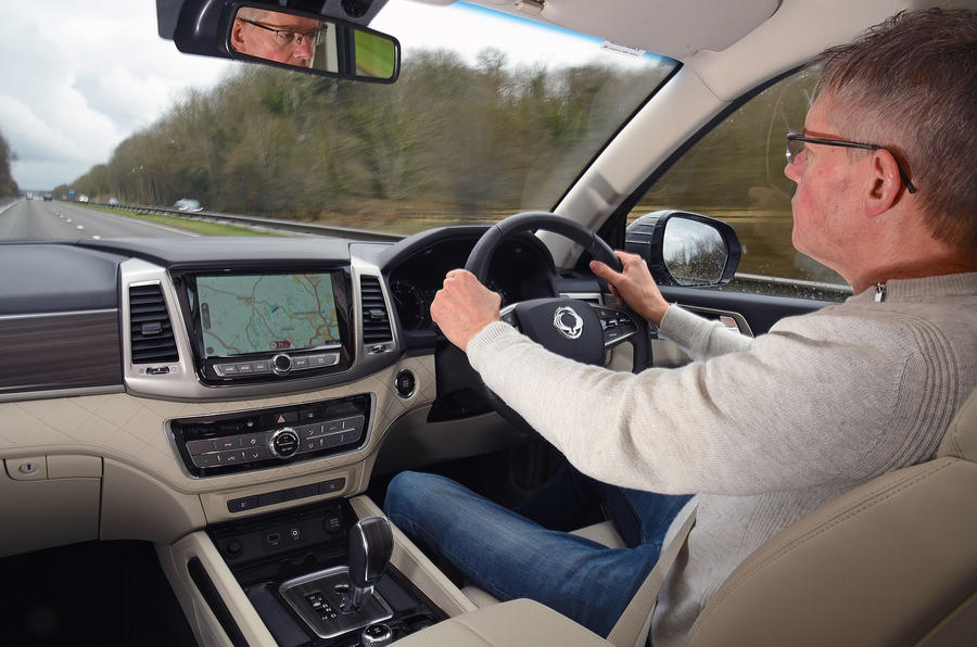 Ssangyong Rexton longterm review driving