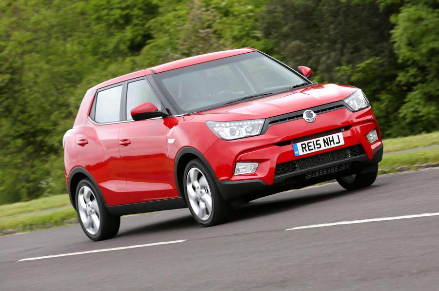 Electric Ssangyong Tivoli to head new EV range