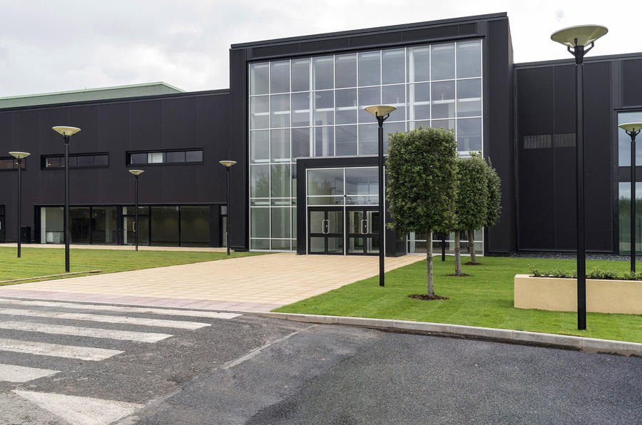 Aston Martin S St Athan Plant To Boost Manufacturing Efficiency Autocar