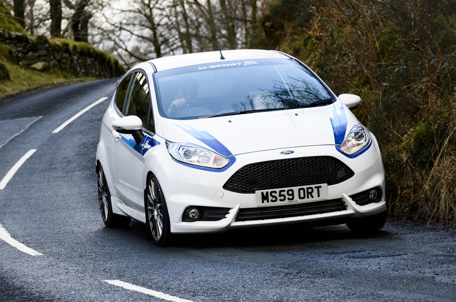 2016 ford fiesta st m sport edition review review autocar. Black Bedroom Furniture Sets. Home Design Ideas