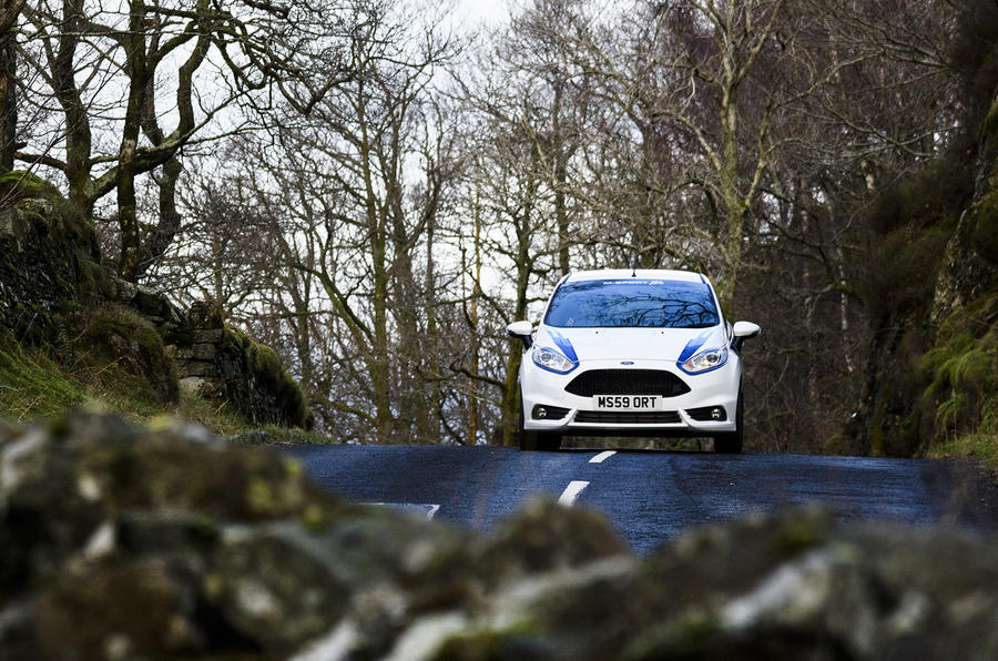 Ford Fiesta ST M-Sport front