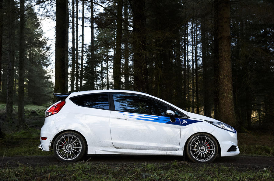 4.5 star Ford Fiesta ST M-Sport