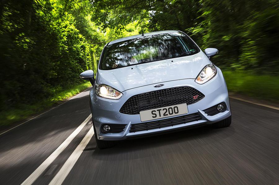 £22,745 Ford Fiesta ST200