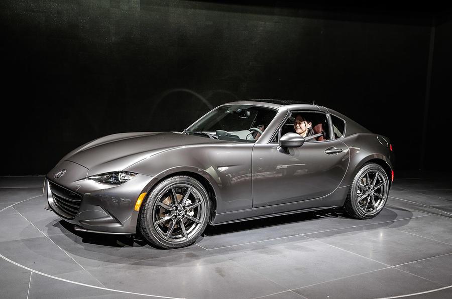 Mx 5 Rf Price >> New Hard Top Mazda Mx 5 Rf Production Begins Autocar