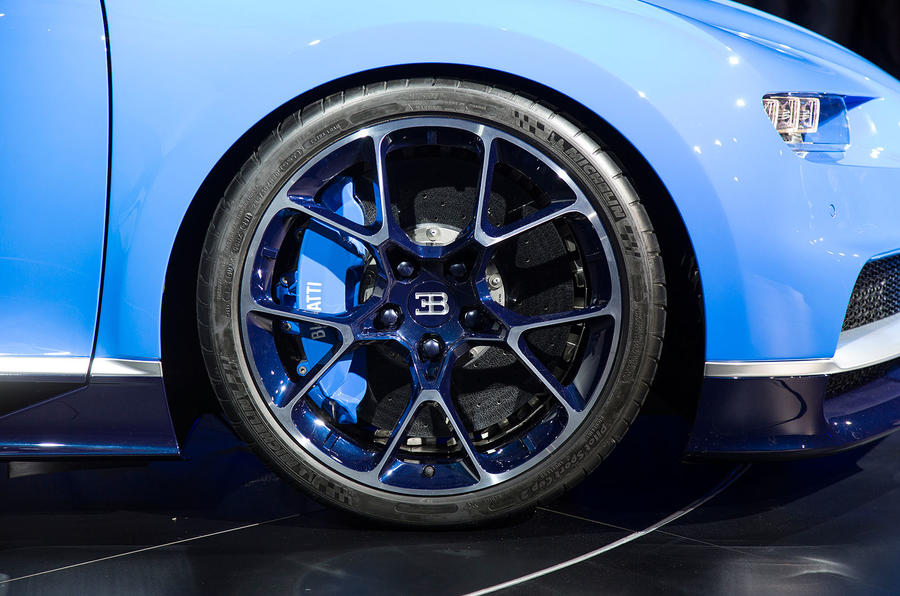 How To Read Tire Size >> 2016 Bugatti Chiron - every detail on the Veyron's 260mph+ successor | Autocar