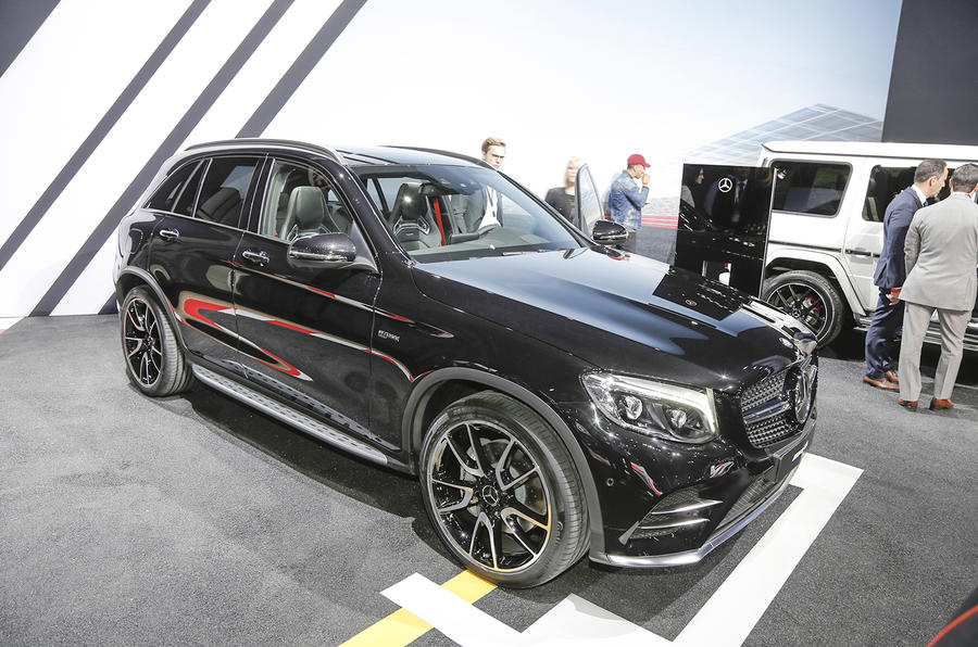 2017 Mercedes-AMG GLC43 4Matic revealed | Autocar