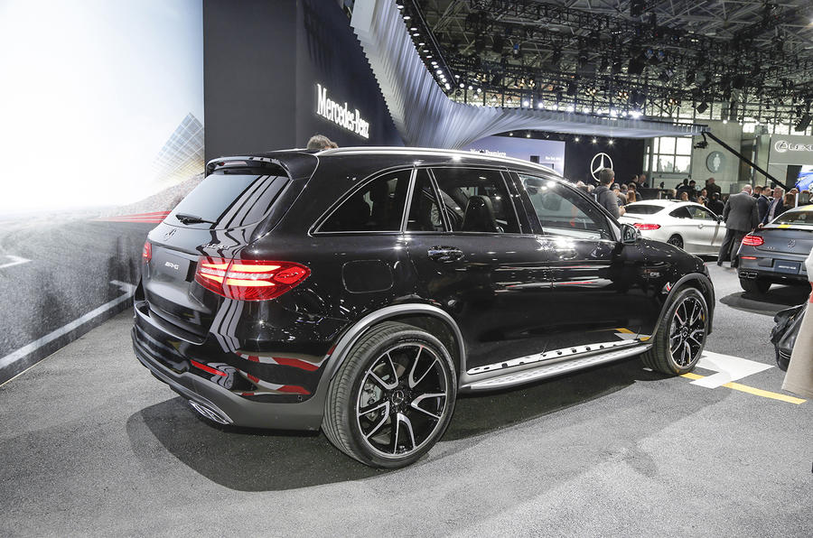 2017 Mercedes Amg Glc43 4matic Revealed Autocar