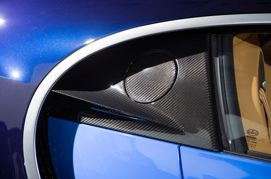 2016 Bugatti Chiron