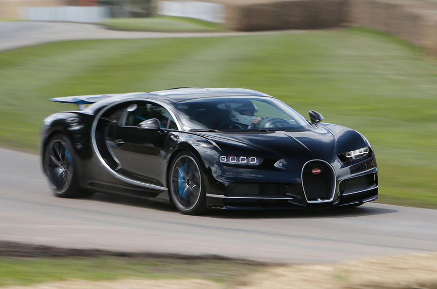 2016 bugatti chiron every detail on the veyron 39 s 260mph successor autocar. Black Bedroom Furniture Sets. Home Design Ideas