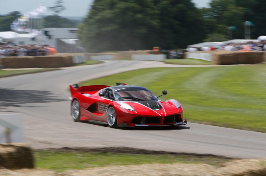 Ferrari LaFerrari FXX K 2016 Goodwood Festival of Speed