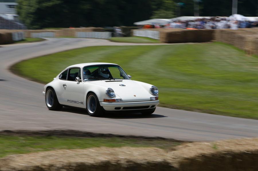 Porsche 911 2016 Goodwood Festival of Speed