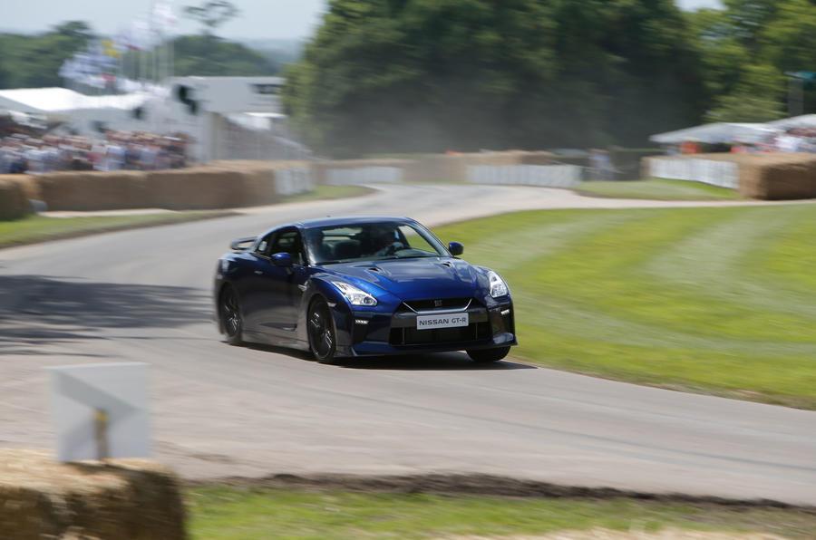 Nissan GT-R 2016 Goodwood Festival of Speed