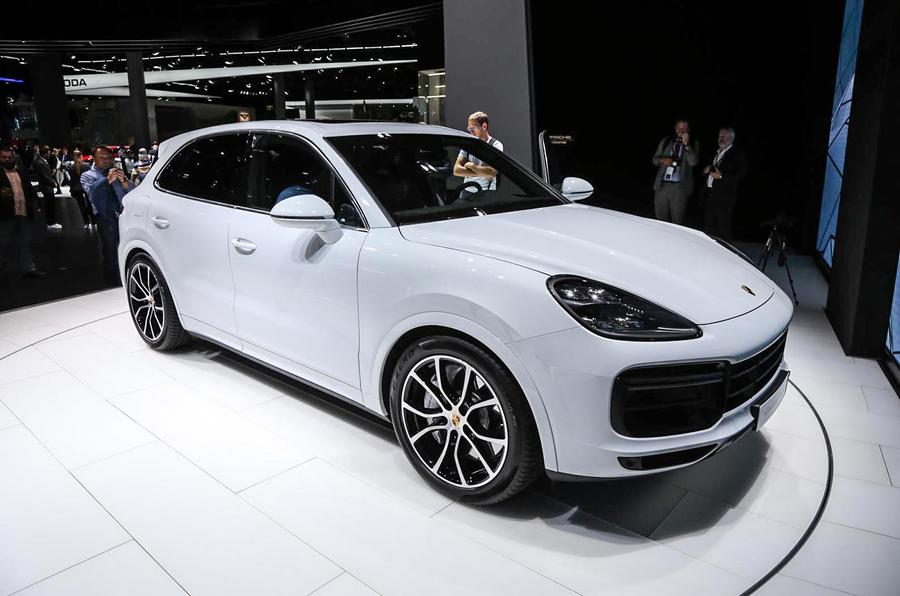 New Porsche Cayenne Turbo lands with smaller V8 offering