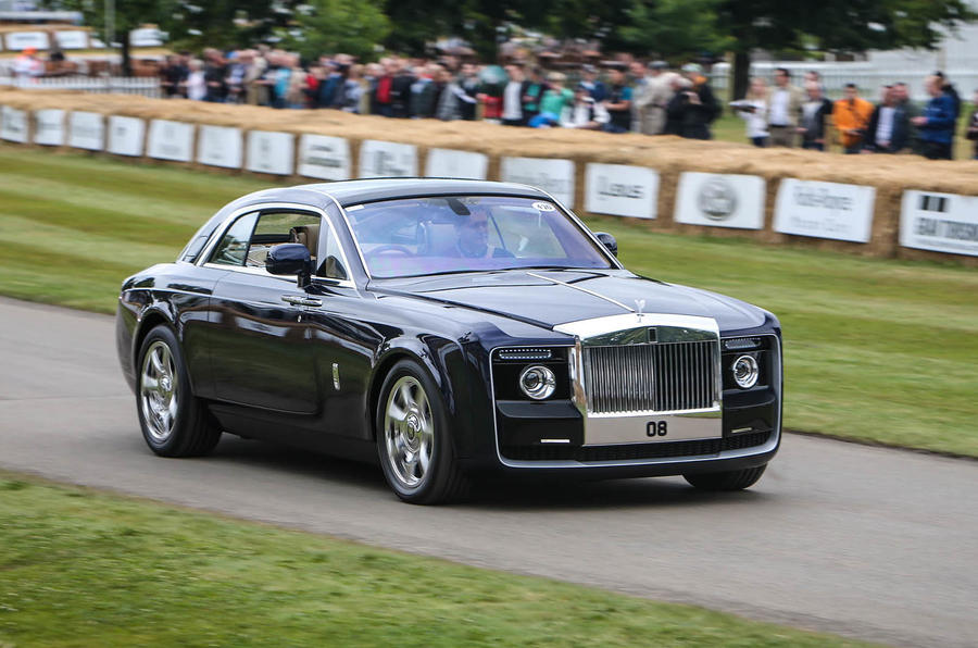 rolls royce bespoke sweptail takes to goodwood hillclimb autocar. Black Bedroom Furniture Sets. Home Design Ideas