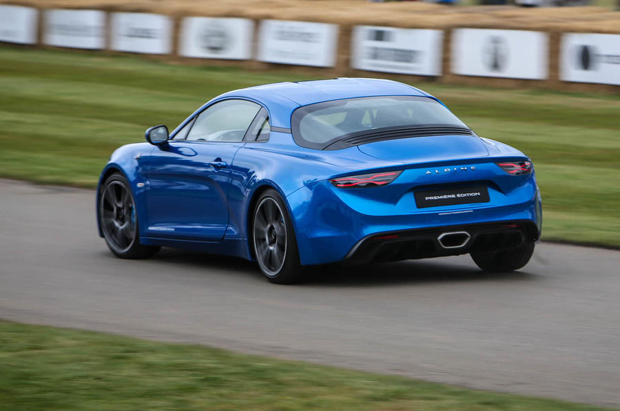Alpine A110 Brand Confirms Uk Dealers Will Open In Mid