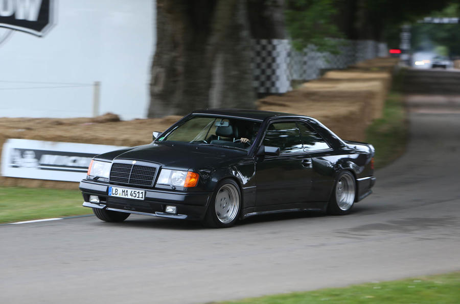 50 YEARS OF AMG