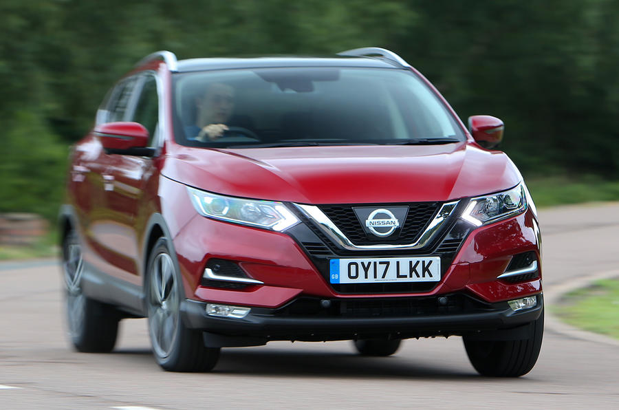 Nissan Qashqai N Connecta >> Nissan Qashqai 1 5 Dci 110 N Connecta 2017 Review Autocar