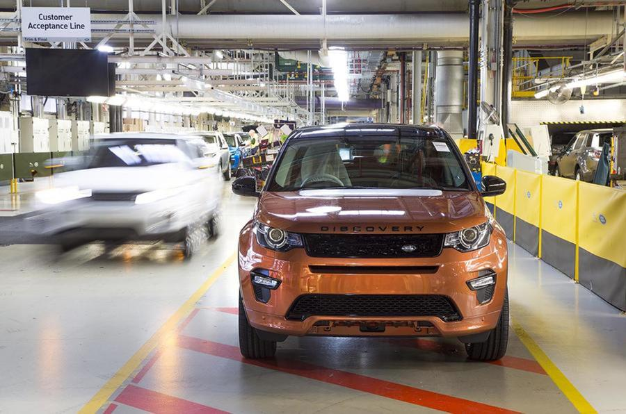 United Kingdom  vehicle  production in decline - SMMT