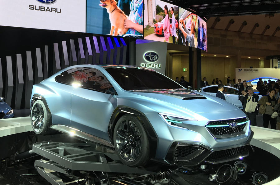 Subaru Viziv Performancencept