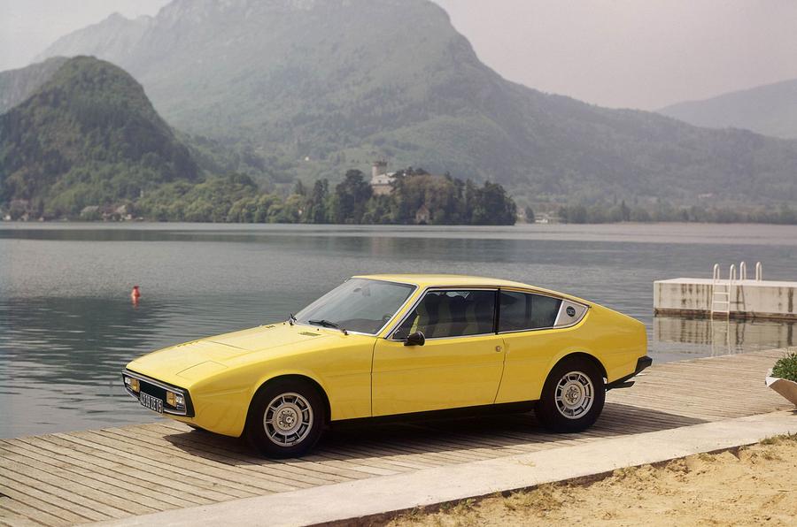 1974 Matra-Simca Bagheera