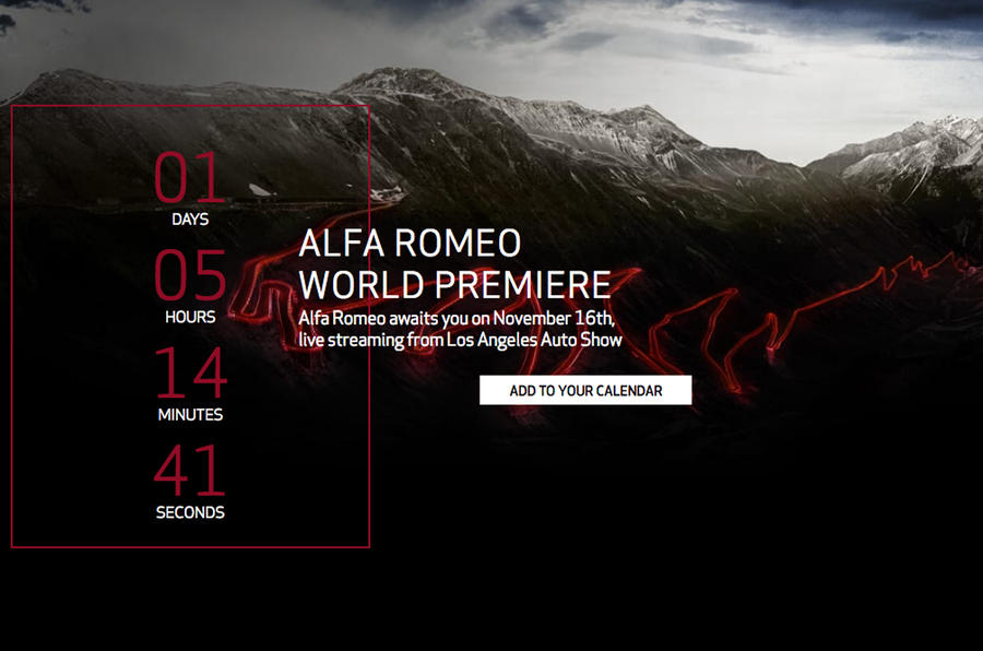 Latest Alfa Romeo Stelvio news today, SUV revealed on Nov 16
