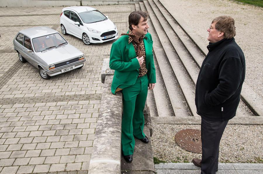 Steve Cropley meets Jim Farley
