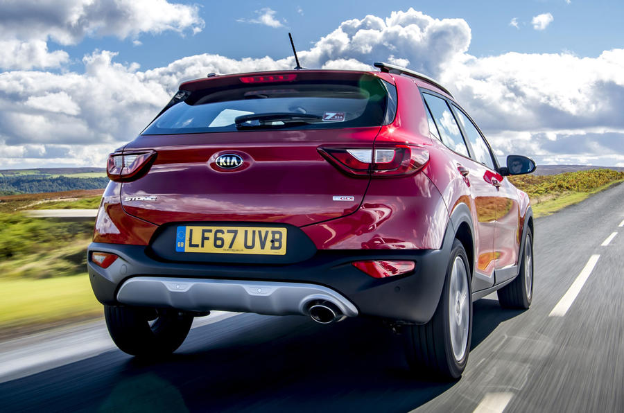 Kia Stonic on sale now from £16,295