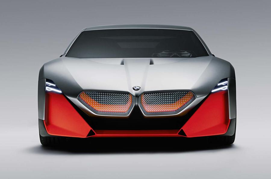 BMW Vision M Next Concept Car: Love At First Sight
