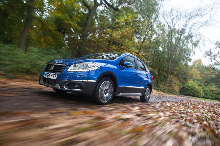 £25,149 Suzuki SX4 S-Cross SZ5