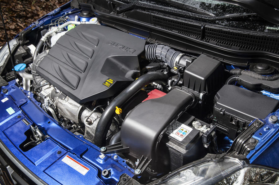 1.6-litre Suzuki SX4 S-Cross diesel engine