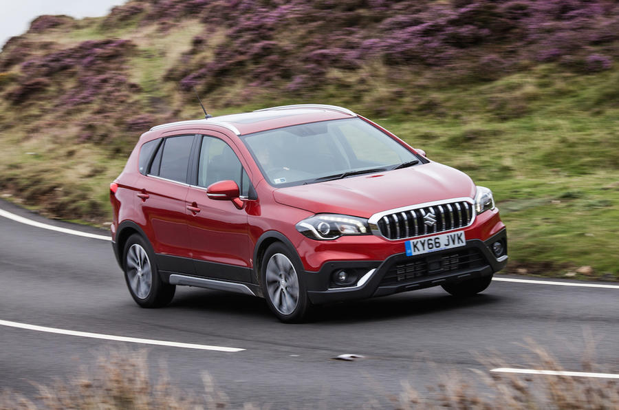 2016 suzuki sx4 s cross 1 0 boosterjet sz t review review